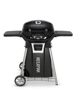 Napoleon TravelQ Pro Portable Gas Grill w/ Cart and Side She