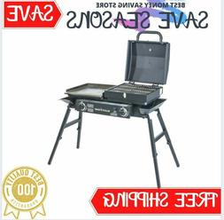NEW Blackstone 1827 Tailgater Combo Griddle 1827B