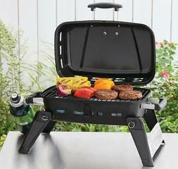 new grill portable propane gas table top