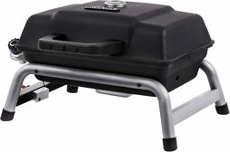 Portable Char-Broil 240 Liquid Propane Gas Grill patio out d