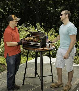 Portable Gas Grill Griddle Propane Camping Grill Tailgating
