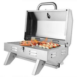 Portable Propane 12000-BTU  Burner Gas Cooker Camping Stove