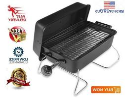 Propane Gas Grill Char Broil Steel BBQ Barbecue Portable Out