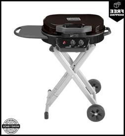 Coleman RoadTrip 225 Portable Stand-Up Propane Grill 2 Adjus