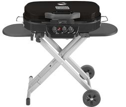 Coleman RoadTrip 285 Portable Stand-Up Propane Grill, Freesh