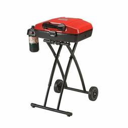 Coleman Sportster Propane Grill Outdoorsman Pop Up Moveable