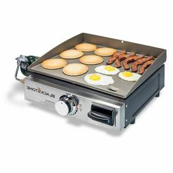 BLACKSTONE TABLE TOP GRILL - 17 INCH PORTABLE GAS GRIDDLE -